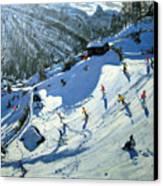 Matterhorn Canvas Print by Andrew Macara