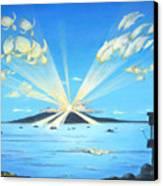 Maui Magic Canvas Print by Jerome Stumphauzer