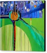 Mazal Tov  Canvas Print by Marlene Burns