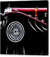 Mercedes Benz Ssk  Canvas Print by Bob Orsillo
