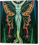 Metamorphosis Canvas Print by Cristina McAllister