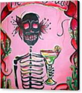Mi Margarita Canvas Print by Heather Calderon