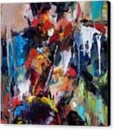 Miles Davis 2 Canvas Print by Debra Hurd