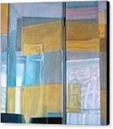 Miroir Canvas Print by Muriel Dolemieux