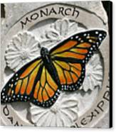 Monarch Canvas Print by Ken Hall