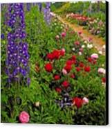 Mount Congreve Gardens, Co Waterford Canvas Print by The Irish Image Collection