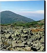 Mount Jefferson - White Mountains New Hampshire  Canvas Print by Erin Paul Donovan