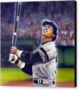 Mr. October Canvas Print by Dave Olsen