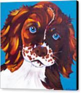Murphy Canvas Print by Susan Szabo