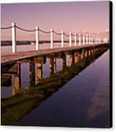 Narrabeen Sunrise Canvas Print by Avalon Fine Art Photography