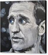 Neal Cassady - On The Road Canvas Print by Eric Dee