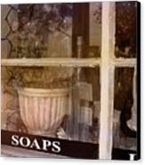 Need Soaps Canvas Print by Susanne Van Hulst