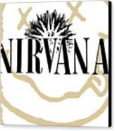 Nirvana No.06 Canvas Print by Caio Caldas