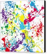 No065 My Polock Minimal Movie Poster Canvas Print by Chungkong Art