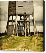 Observation Tower Canvas Print by Angela Doelling AD DESIGN Photo and PhotoArt