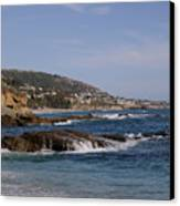 Ocean View Canvas Print by Timothy OLeary