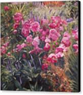 Olbrich Garden Series -  Garden 1    Canvas Print by Lisa Konkol
