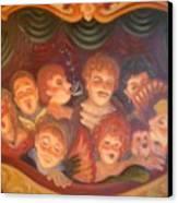 Opera Delight Canvas Print by Scott Jones