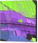 Paris Arc De Triomphe Canvas Print by Yuriy  Shevchuk