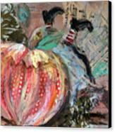 Peter Peter  Canvas Print by Jennifer Kelly