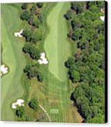 Philadelphia Cricket Club Militia Hill Golf Course 7th Hole Canvas Print by Duncan Pearson