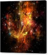 Plasma Drift Canvas Print by Corey Ford