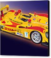 porsche RS Spyder Canvas Print by Alain Jamar