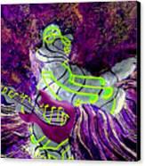 Purple Haze Canvas Print by Ron Carter