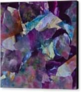 Purple Passion  Canvas Print by Don  Wright