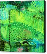 Rain Land I  Canvas Print by Lolita Bronzini