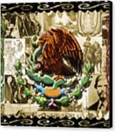 Raza Canvas Print by Roberto Valdes Sanchez