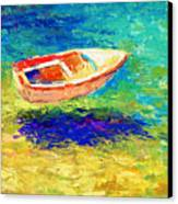 Relaxing Getaway Canvas Print by Svetlana Novikova
