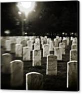 Resting Place Canvas Print by Scott Pellegrin