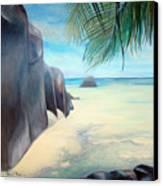 Reve Canvas Print by Muriel Dolemieux