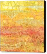 Rhapsody Of Colors 30 Canvas Print by Elisabeth Witte - Printscapes