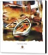 Riverside Canvas Print by Bob Salo
