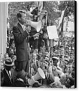 Robert F. Kennedy Canvas Print by Granger