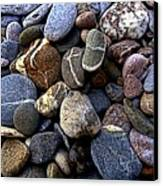 Rocks Canvas Print by Roberto Alamino