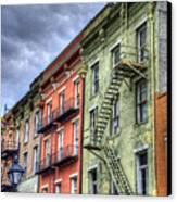 Rue Bienville Canvas Print by Tammy Wetzel
