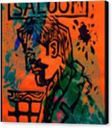 Saloon Canvas Print by Adam Kissel