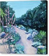 Santa Barbara Botanical Gardens Canvas Print by M Schaefer
