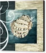 Sea Treasure Canvas Print by Lourry Legarde