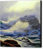 Seascape Study 8 Canvas Print by Frank Wilson