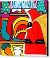 Seasons Greetings 16 Canvas Print by Patrick J Murphy