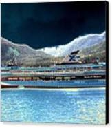 Shipshape 10 Canvas Print by Will Borden