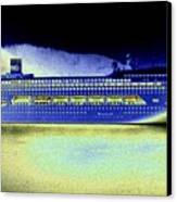Shipshape 7 Canvas Print by Will Borden
