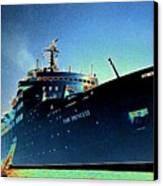 Shipshape 9 Canvas Print by Will Borden