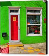 Shop Colors Canvas Print by Steven Ainsworth