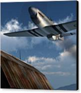 Sightseeing Canvas Print by Richard Rizzo