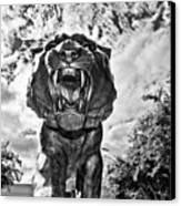 Sir Mike Canvas Print by Scott Pellegrin